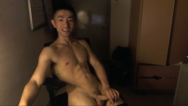 6-Packs Fit Asian Jerking Part 3