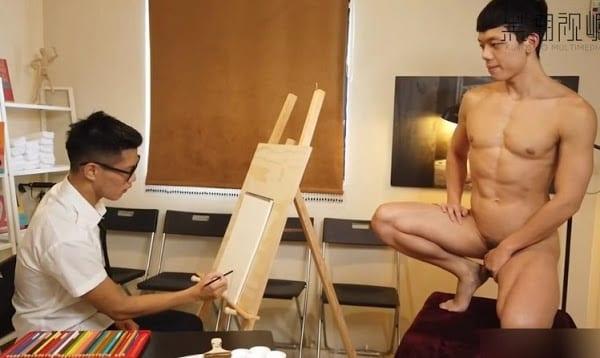 Naked Sketch Lesson